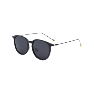 Butterfly Frame Sunglasses with Skinny Leg