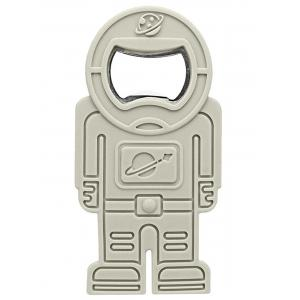 Spaceman Shape Silicone Beer Bottle Opener -