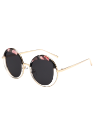 Metal Round Sunglasses