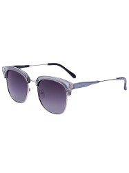 Metallic Insert Golf Sunglasses