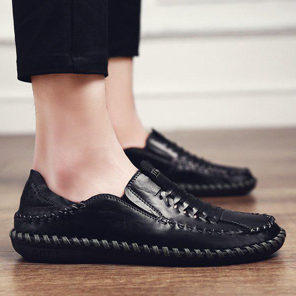 Shops Whipstitch Elastic Casual Shoes