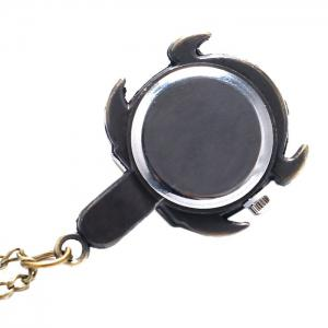Tortoise Shape Vintage Quartz Pocket Watch -