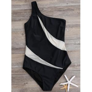 One Shoulder Swimwear