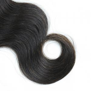 3 Pcs Brazilian Virgin Body Wave Human Hair Weave - NATURAL COLOR 20INCH*22INCH*24INCH
