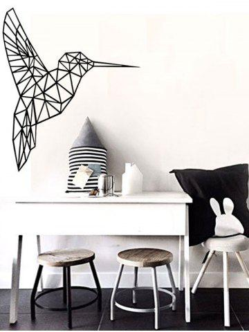 Sale Geometry Bird Removable Decorative Sticker For Wall Part 90