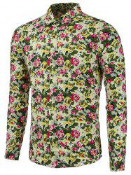 Plus Size with Floral Print