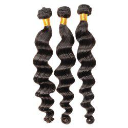 3 Pcs Brazilian Virgin Hair Dyeable Body Wave Human Hair Weave