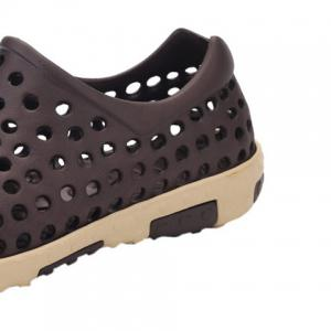 Hollow Out Antiskid Shoes - BROWN 45