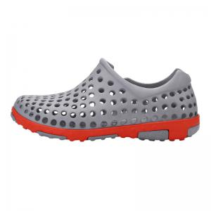Hollow Out Antiskid Shoes - GRAY 45