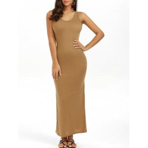 Racerback Summer Casual Summer Maxi Dress