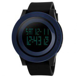 SKMEI Alarm Luminous Digital Sports Watch