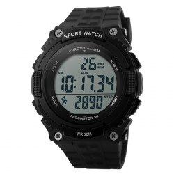 SKMEI Outdoor Pedometer Digital Sports Watch
