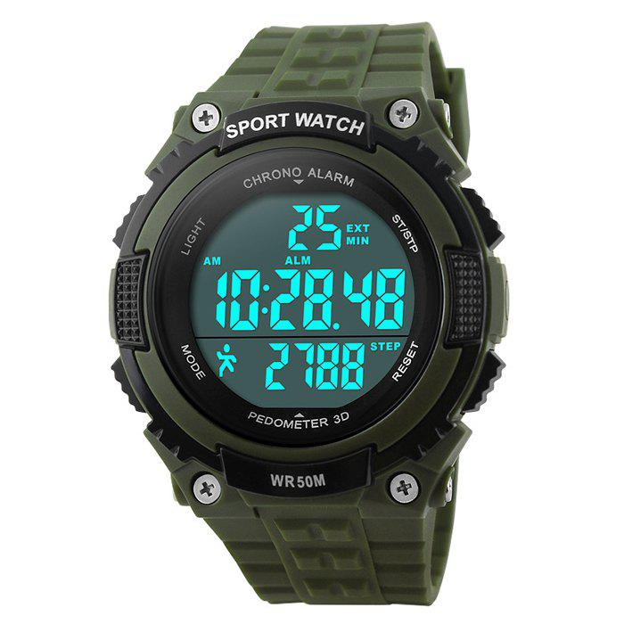 Outfit SKMEI Outdoor Pedometer Digital Sports Watch