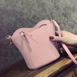 Novelty Corset Shaped Crossbody Bag -