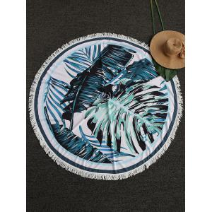 Fringe Palm Beach Throw - Colormix - One Size