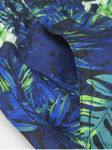 New Quik Dry Floral Board Shorts - XL COLORMIX Mobile