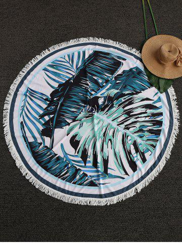 Throw Fringe Palm Beach Multicolore TAILLE MOYENNE