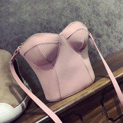 Novelty Corset Shaped Crossbody Bag