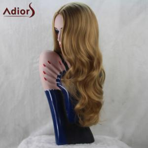 Adiors Wavy Middle Part Long Synthetic Wig