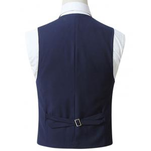 Slim Fit Button Up Waistcoat Formal -