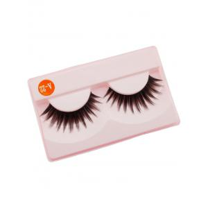 10 Pairs Lengthening Criss Cross False Eyelashes -