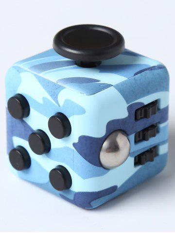 Outfits Mini Camouflage Stress Reliever Cube Toy - MARINE CAMOUFLAGE  Mobile