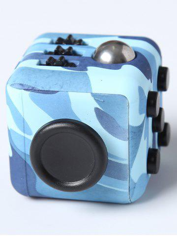 Sale Mini Camouflage Stress Reliever Cube Toy - MARINE CAMOUFLAGE  Mobile
