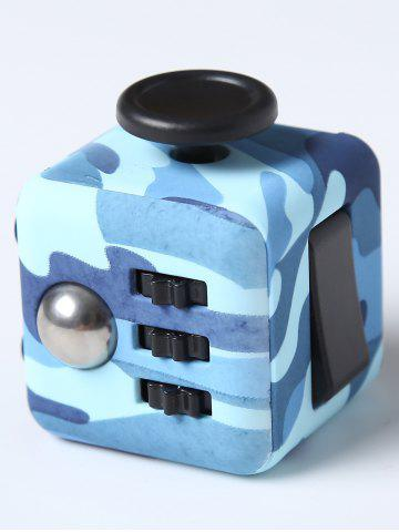 Buy Mini Camouflage Stress Reliever Cube Toy - MARINE CAMOUFLAGE  Mobile