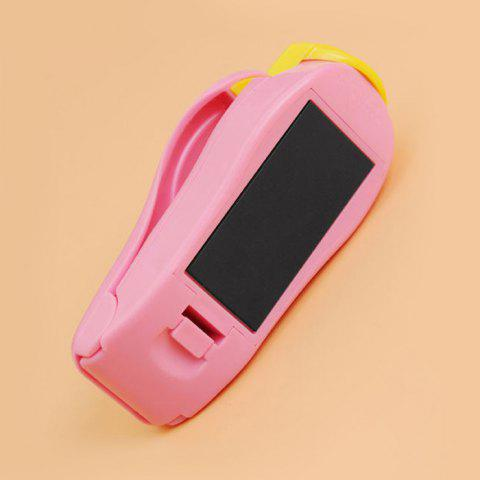 Discount Food Storage Handy Heat Instant Sealer Manual Closer - PINK  Mobile