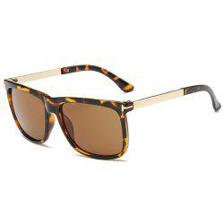 Rectangle Frame Anti UV Wayfarer Sunglasses