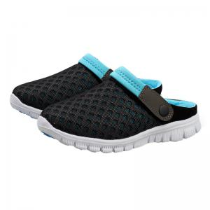 Dual Use Mesh Breathable Shoes - BLACK 47