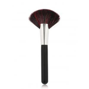 Goat Hair Sectorial Fan Brush