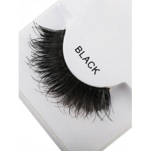 1 Pair Lengthen Dense Fake Eyelashes -