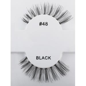 Lengthening False Lashes - BLACK