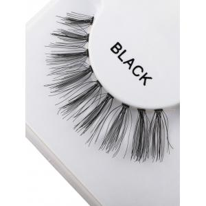 Lengthening False Lashes -