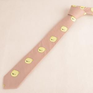 Novelty Bear Pattern Tie -