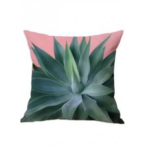 Spring Summer Leaf Sofa Throw Pillow Cover