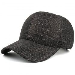 Outdoor Cannetille Fabric Baseball Cap