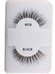 Natural Lengthening Fake Lashes - BLACK