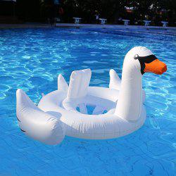Swan Shape Baby Seat Float