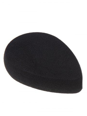 Outfits Irregular Teardrop Shaped Beauty Sponge - BLACK  Mobile