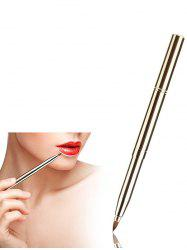 Double Ended Lip Brush Lipliner Brush