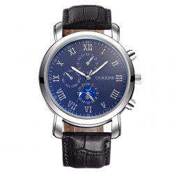 OUKESHI Roman Numerals Business Watch