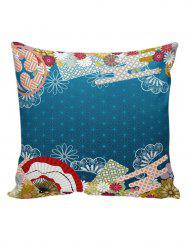 Ethnic Linen Throw Cushion Pillow Case Cover
