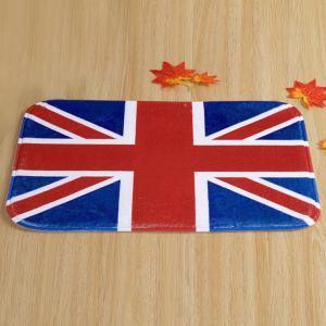 England Flag Water Absorbent Antislip Carpet -
