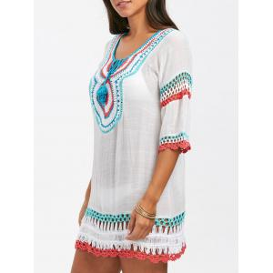 Crochet Insert Openqork Cover Up