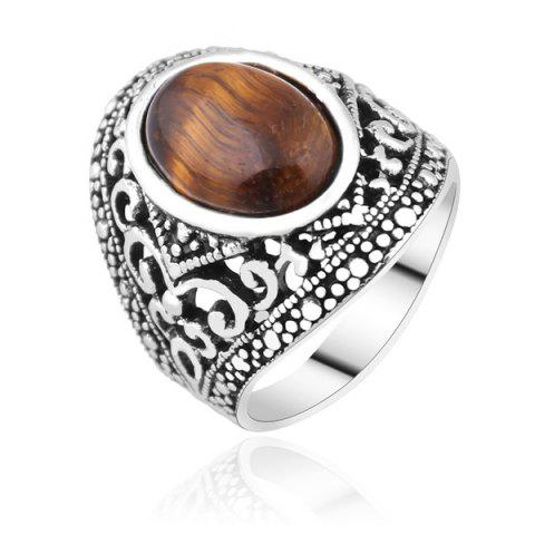 Bague artificielle Gem Vintage