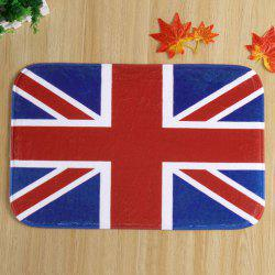 England Flag Water Absorbent Antislip Carpet