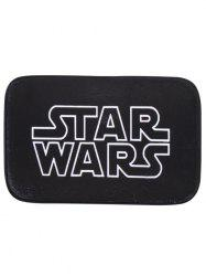 Coral Fleece Letter Star Wars Bath Rug