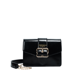 Chains Buckle Strap Cross Body Bag